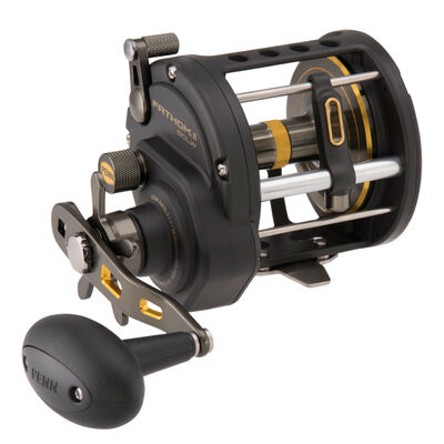 Moulinet penn fathom ii level wind taille 50 - Moulinets tambour Tournant | Pacific Pêche