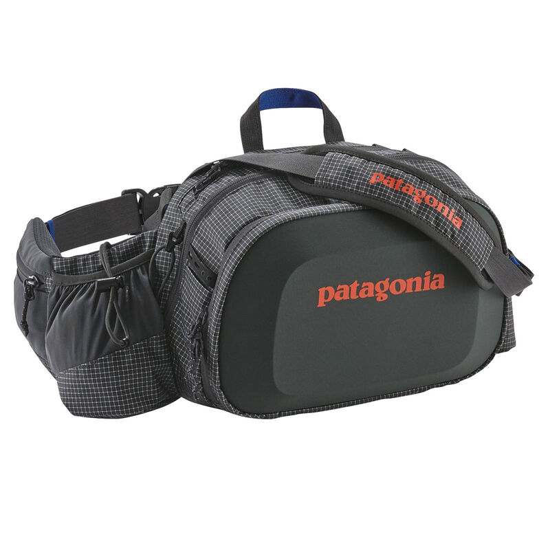 Sac patagonia stealth hip pack forge grey - Sacs | Pacific Pêche