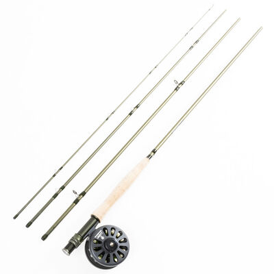 Pack mouche silverstone liberty kit 9' soie 4/5 - Packs | Pacific Pêche