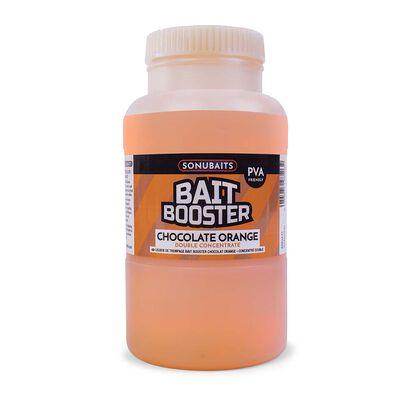 Liquide de trempage sonubaits bait booster chocolate orange 800ml - Additifs | Pacific Pêche