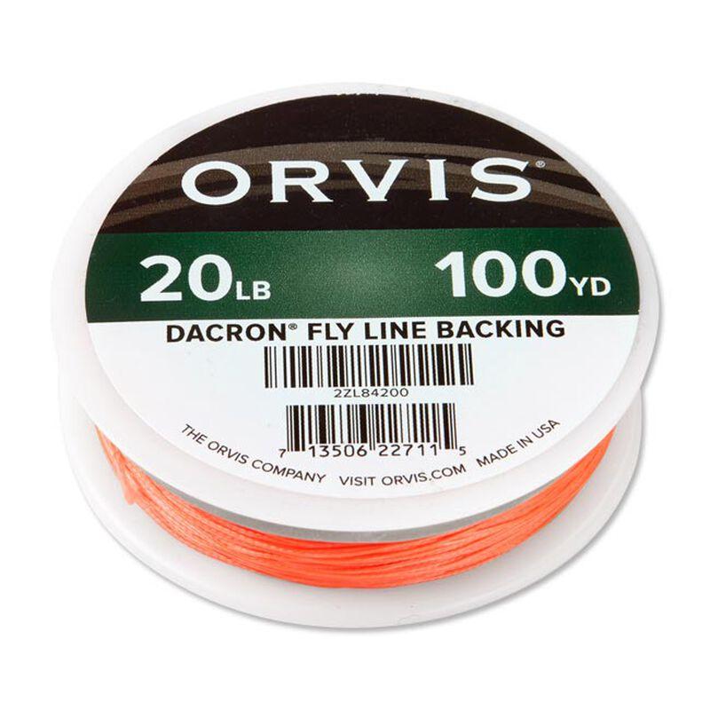 Backing dacron orvis 90m - Backings   Pacific Pêche