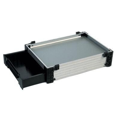 Casier pour station coup rive f2 bloc casier 30mm + tiroir 60mm - Casiers / Tiroirs | Pacific Pêche