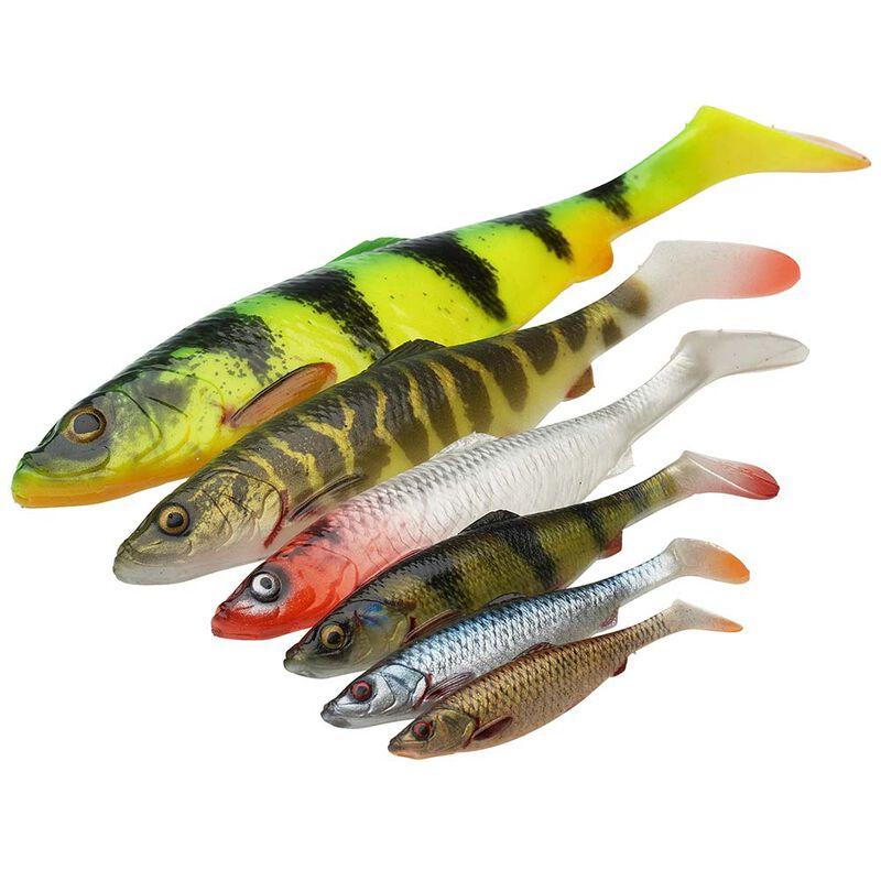 Leurre souple shad carnassier savage gear 4d herring shad 13cm 17g (x1) - Shads | Pacific Pêche