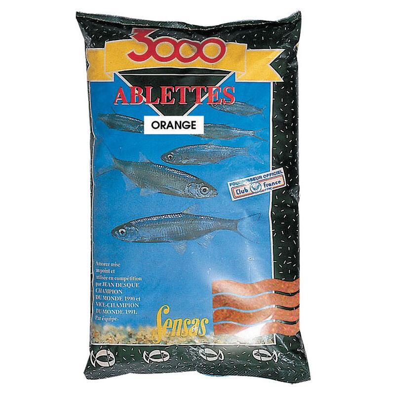 Amorce coup sensas 3000 ablettes ora - Amorces   Pacific Pêche