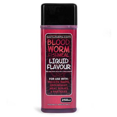 Arôme liquide sonubaits 250ml bloodworm et fishmeal - Additifs | Pacific Pêche