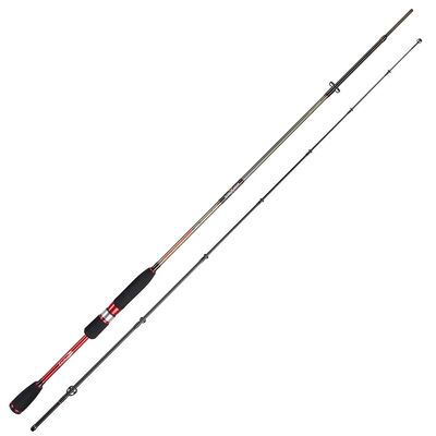Canne lancer/spinning carnassier sakura redbird 702 mh 2.13m 10-35g - Cannes Lancers/Spinning | Pacific Pêche