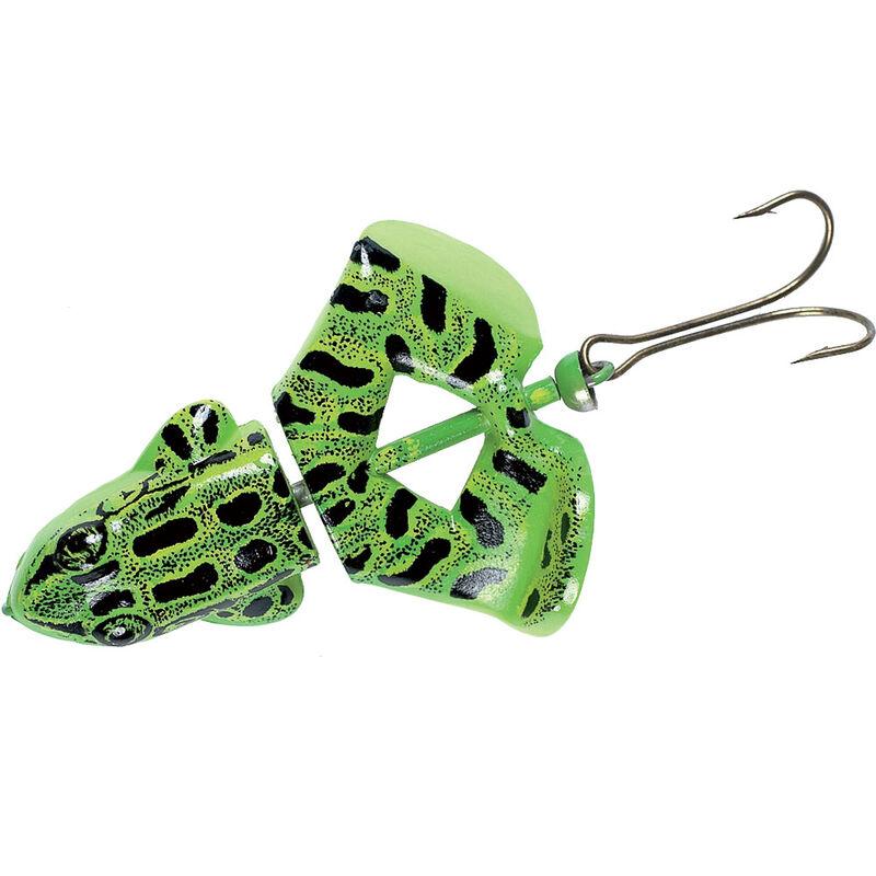 Leurre de surface frog carnassier yum buzz n frog 6cm 14g - Créatures | Pacific Pêche