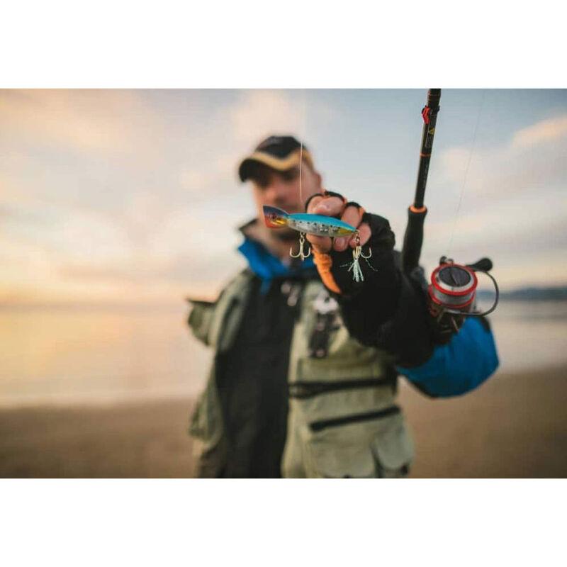 Leurre popper sakura pulsion 12cm 40g - Leurres poppers / Stickbaits | Pacific Pêche