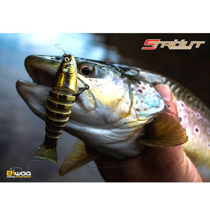 Leurre dur swimbait carnassier biwaa s'trout 9cm 8g - Swim Baits | Pacific Pêche