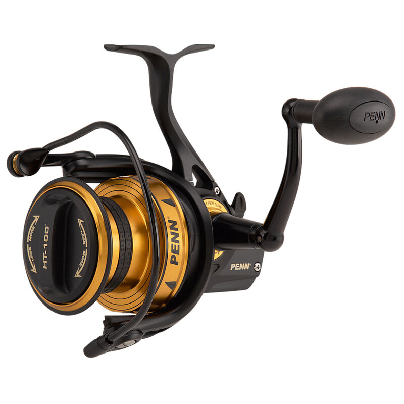 Moulinet surfcasting penn spinfisher vi long cast 6500 - Tambour Fixe   Pacific Pêche