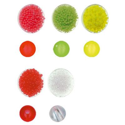 Perles dures carnassier delalande (x25) - Perles | Pacific Pêche
