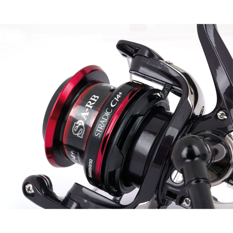 Moulinet frein arrière coup shimano stradic ci4+ 2500 ra - Frein Arrière | Pacific Pêche