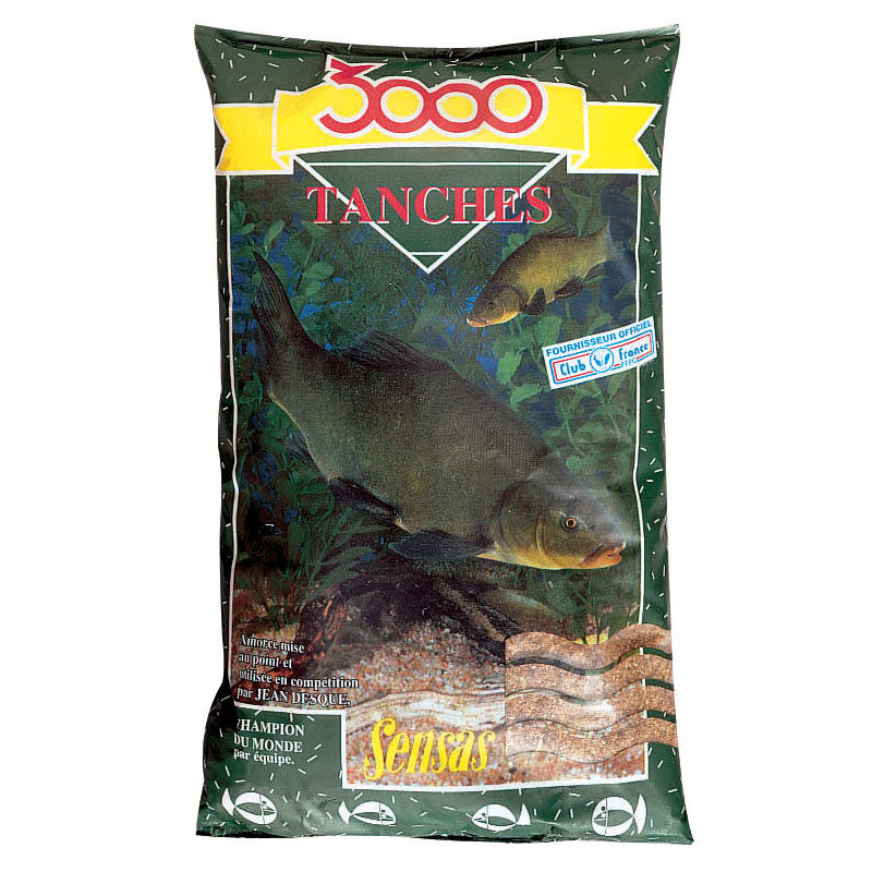 Amorce coup sensas 3000 tanches - Amorces   Pacific Pêche