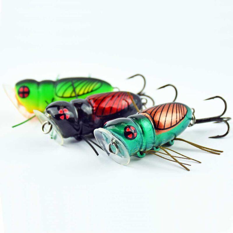 Leurre dur popper sakura gemibug 35f 3,5cm 4,4g - Surface | Pacific Pêche