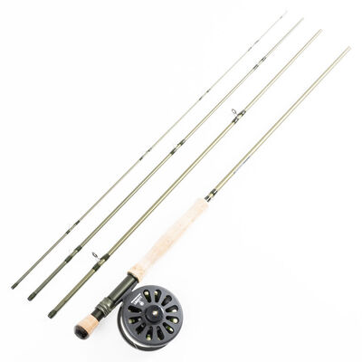 Pack mouche silverstone liberty kit 9' soie 7/8 - Cannes | Pacific Pêche