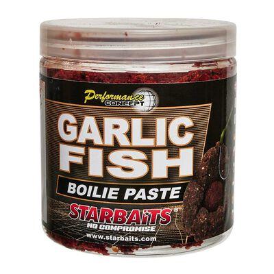 Pâte d'enrobage carpe starbaits garlic fish paste baits 250g - Pâtes | Pacific Pêche