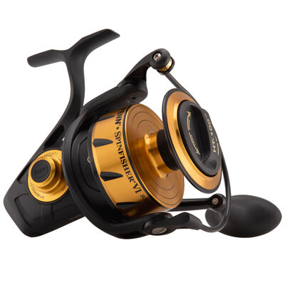 Moulinet penn spinfisher vi spinning 8500 - Tambour Fixe | Pacific Pêche