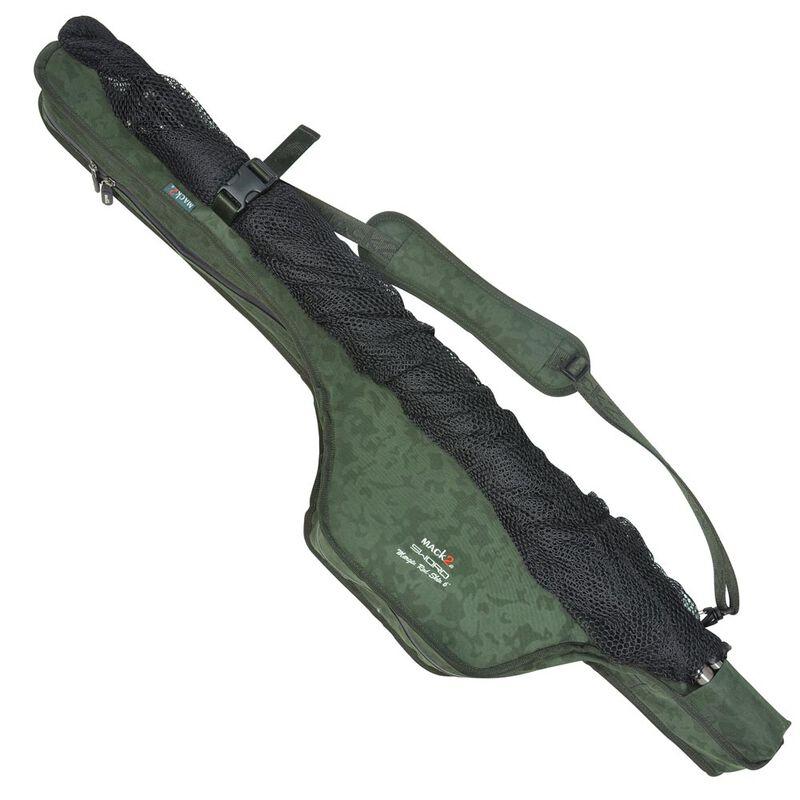 Pack mack2 sword canne margin 6' + moulinet + épuisette + housse individuelle - Packs | Pacific Pêche