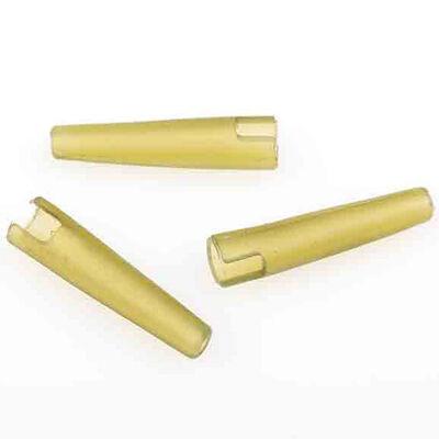 Cône pour clip plomb carpe nash weed lead clip tail rubber (x10) - Clip plombs et cônes | Pacific Pêche
