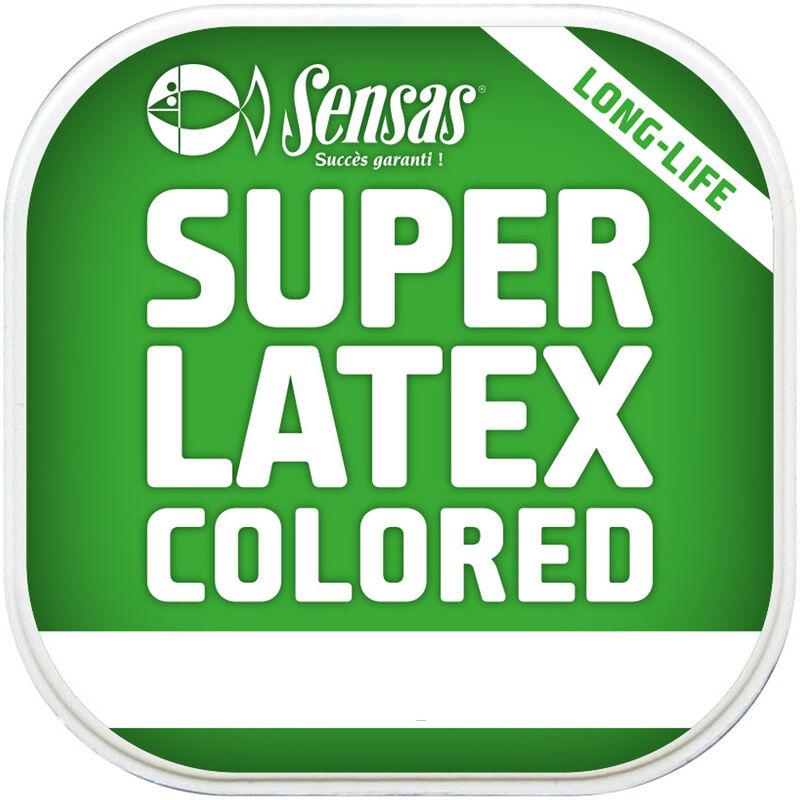 Elastique plein coup sensas super latex colored 6m - Elastiques   Pacific Pêche