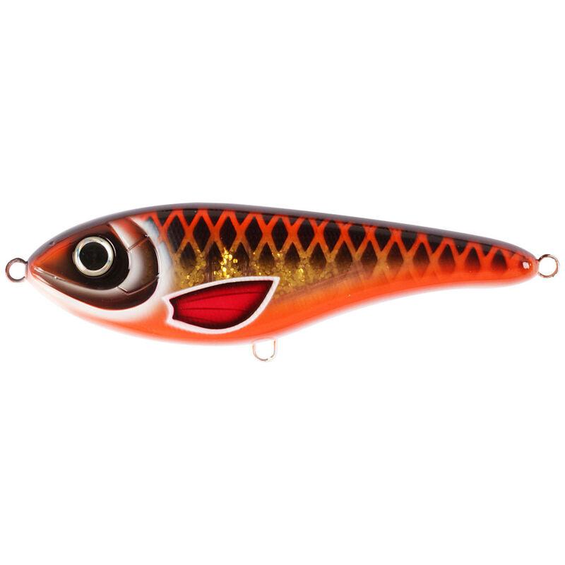 Leurre dur jerkbait carnassier cwc buster jerk ii suspending 12cm 37g - Jerk Baits | Pacific Pêche