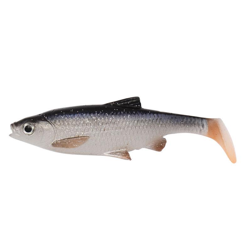 Leurre souple shad carnassier savage gear 3d lb roach paddletail 7.5cm 5g (x4) - Shads | Pacific Pêche