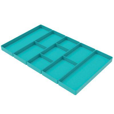 Godets rive pour casier tiroir latéral 23x38x2.2cm - Accessoires de Station | Pacific Pêche