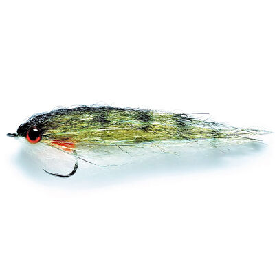 Streamer silverstone broc doug perch (h4/0) - Streamers | Pacific Pêche