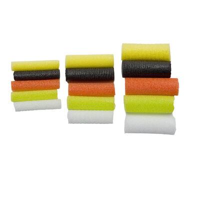 Yeux jmc oeil booby large (x10 cylindres mousses) - Matériaux Flottants | Pacific Pêche