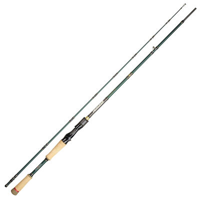 Canne casting carnassier sakura ionizer power game 662 xh 1,98m 14-70g - Casting   Pacific Pêche