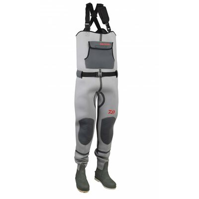 Waders daiwa neoprene 5mm mixte - Waders | Pacific Pêche