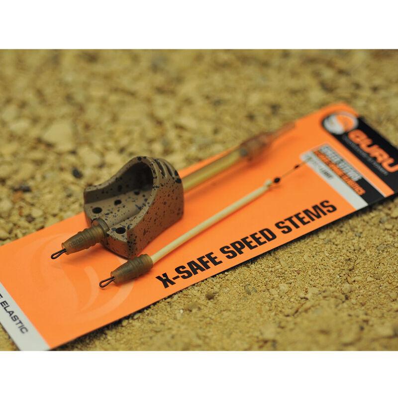 Accessoire feeder coup guru x-safe quick change elastics long - Cages Feeder | Pacific Pêche