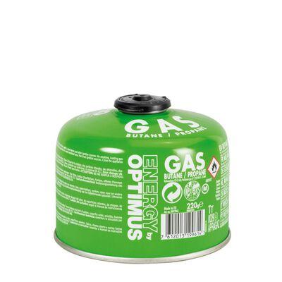 Bouteille de gaz carpe selection butane/propane 220gr - Chauffages/Réchauds | Pacific Pêche
