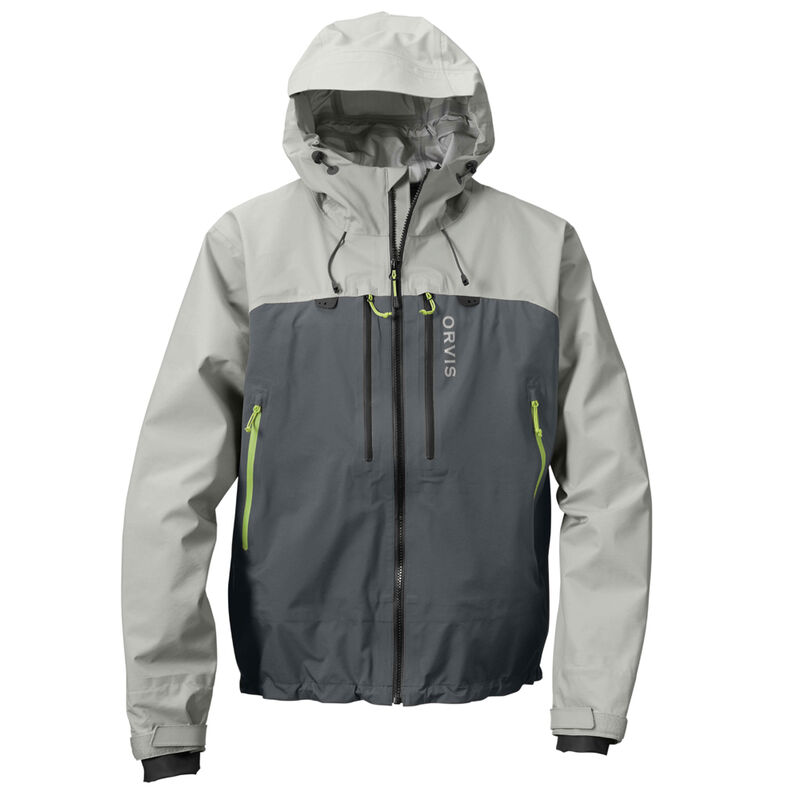 Veste orvis ultralight jacket couleur alliage et cendre (alloy/ash) - Vestes/Gilets | Pacific Pêche