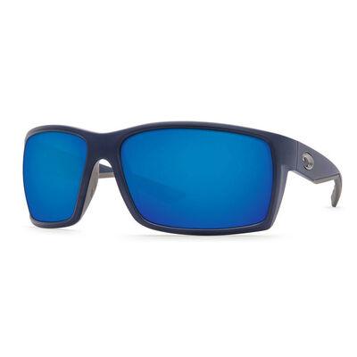 Lunettes polarisantes costa reefton matte blue (verres blue mirror 580p) - Polarisantes | Pacific Pêche