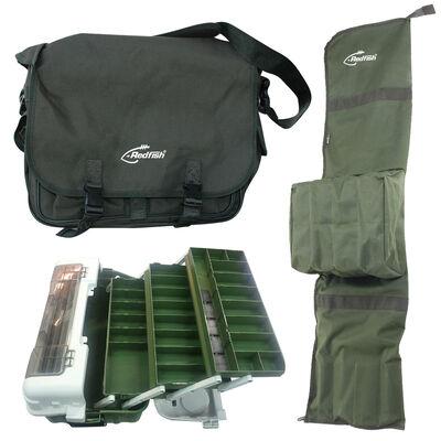Pack carnassier redfish rangement - Packs | Pacific Pêche
