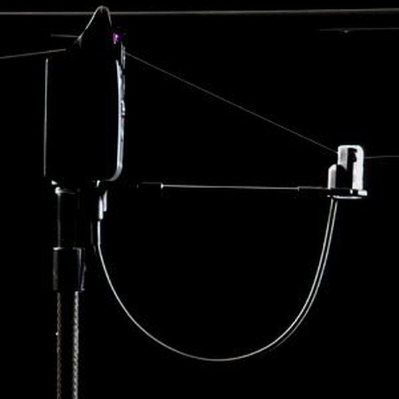 Bras de swinger delkim duocarb pivoting hanger support - Accessoires de balanciers   Pacific Pêche