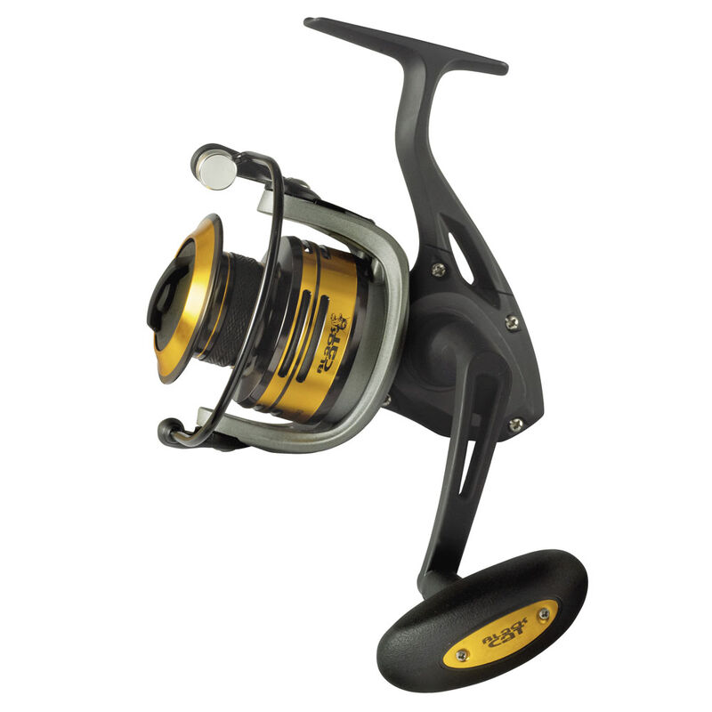 Moulinet spinning silure black cat passion pro 660 fd - Spinning | Pacific Pêche