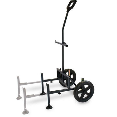Chariot pour station coup preston offbox universal trolley - Chariots | Pacific Pêche