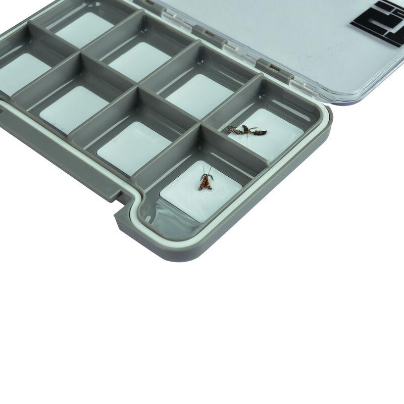 Boîte à mouche silverstone waterpro magnetic slim/large (8 cases) - Boîtes Mouches | Pacific Pêche