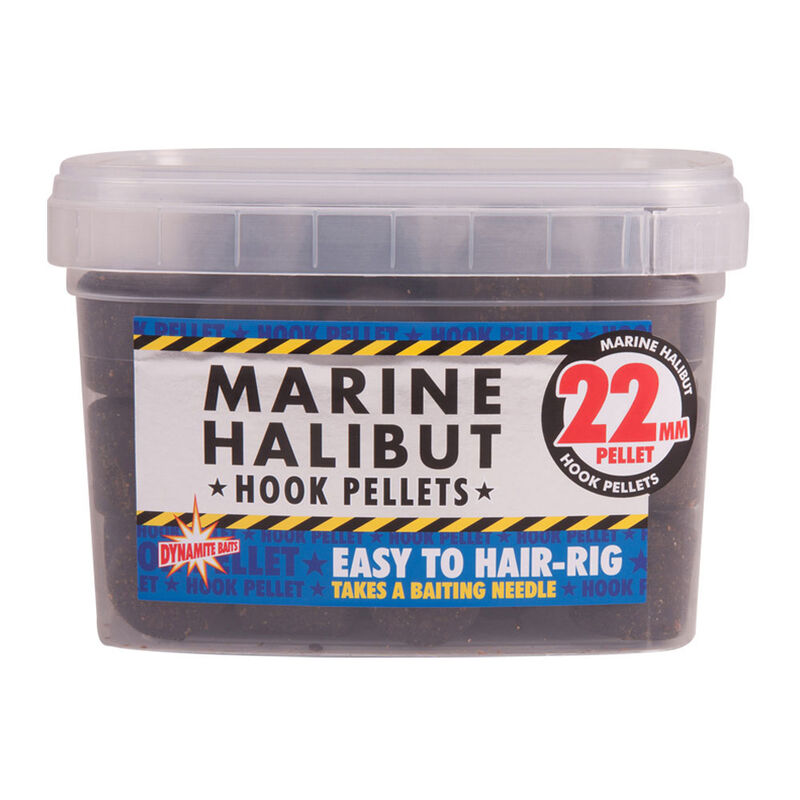 Pellets d'eschages carpe dynamite baits marine halibut hook pellet 700g - Eschages | Pacific Pêche
