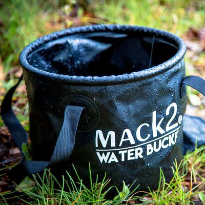 Seau souple carpe mack2 water bucket 10l - Seaux | Pacific Pêche