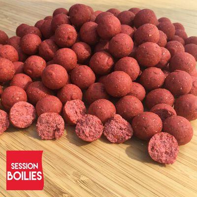 Bouillettes mack2 hot spot session boilies spicy crab 20mm 10kg - Denses | Pacific Pêche