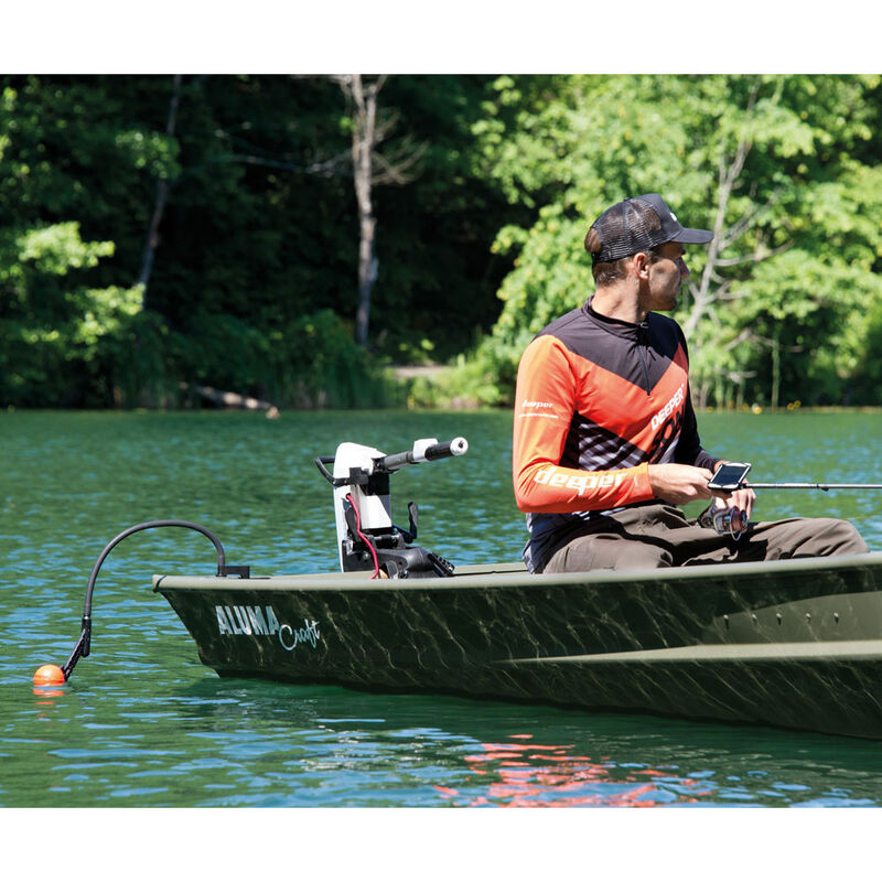 Pack deeper pro + bras flexible gen2 - Sondeurs | Pacific Pêche