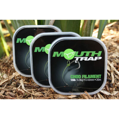Nylon à bas de ligne carpe korda mouth trap - Monofilaments BDL | Pacific Pêche