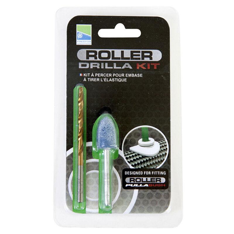 Kit de montage élastique coup preston roller drilla kit - Elastiques   Pacific Pêche