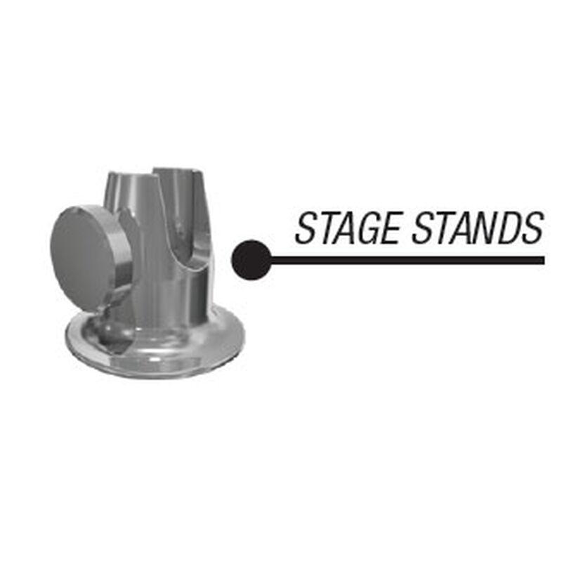 Accessoire support de cannes à  carpe korda singlez stage stand - Accessoires support de cannes | Pacific Pêche