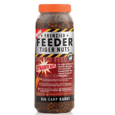 Graines cuites carpe dynamite baits frenzied mini tiger 2.5ltr - Prêtes à l'emploi | Pacific Pêche