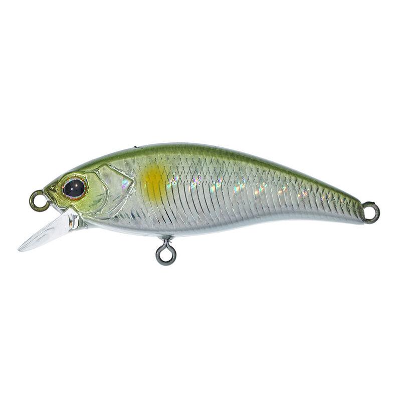 Leurre dur jerkbait illex flat tricoroll 45 s 4,5cm 3,7g - Jerk Baits | Pacific Pêche