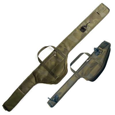 Housse pour canne à carpe sonik xtractor recon rod sleeve 8' - Housses individuelle | Pacific Pêche